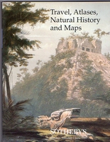 SOTHEBYS, Travel, Atlasses, Natural History and Maps