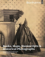 BONHAMS, Books, Maps, Manuscripts & Hist. Photogr.[03/13]