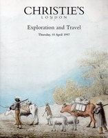 CHRISTIE's Exploration and Travel[04/97]