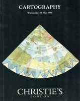 CHRISTIE'S Cartography[05/98]
