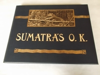 Kleingrothe, SUMATRA'S OK (with tiger on cover]